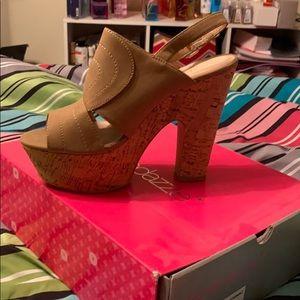 Joanne heels